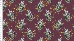 Jersey digital golden leaves 4716