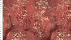Viscose digital wildflowers 4730