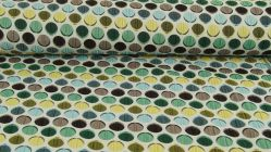 Jacquard Dots-9876-28-Army Green