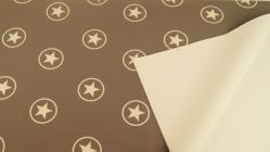 Soft Shell Star-9756-51-ecru